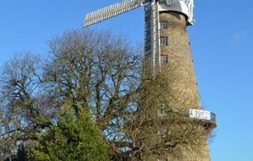 Moulton Mill Restoration Image