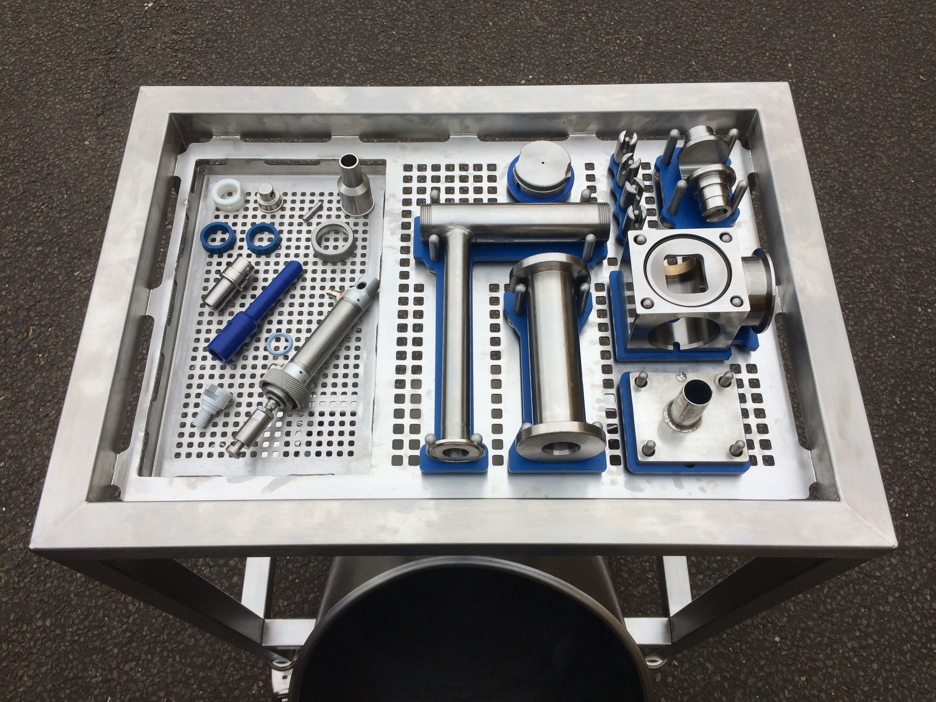 Yard Machine Parts >> Machinery Shadow Boards | Winyard Engineering